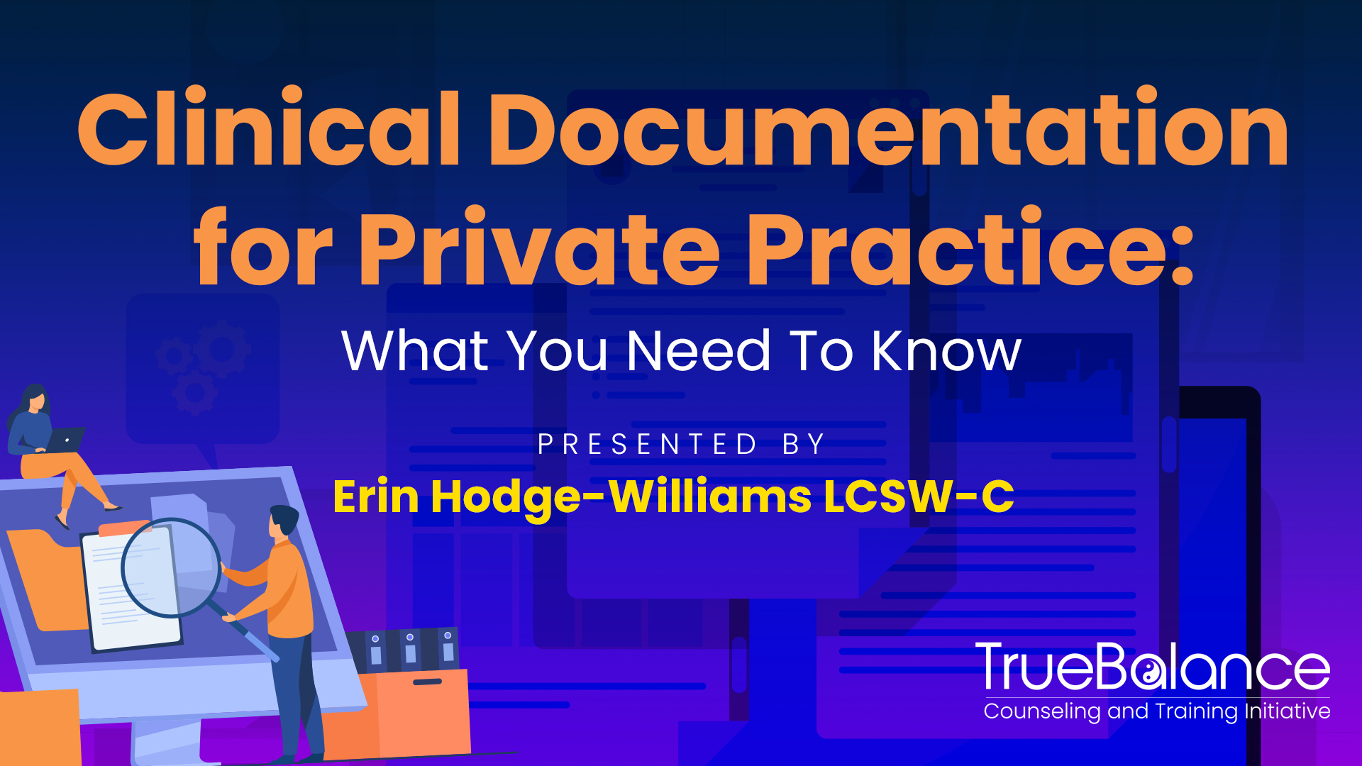 Clinical Documentation for Private Practice- What You Need To Know-Thumb